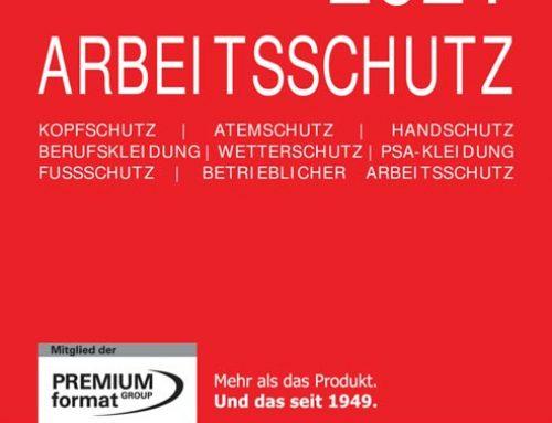 PREMIUM format Arbeitsschutz 2020/2021